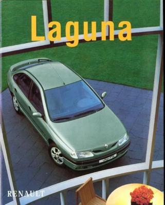 Renault Laguna Rn,alize,rt,rxe,v6 Automaat