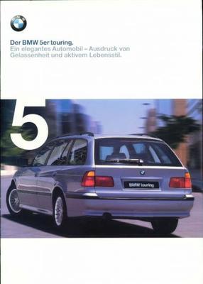 BMW 520i,523i,528i,540i,525tds Touring