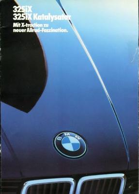 BMW 325ix,325 Ix Katalysator