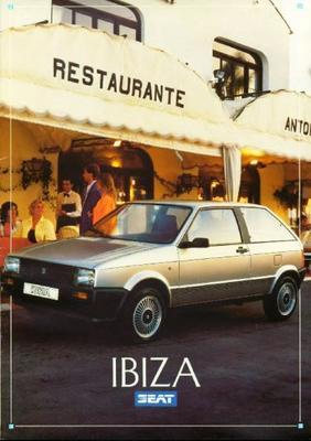 Seat Ibiza Glx,gl,gld,l,ld,900 Playa