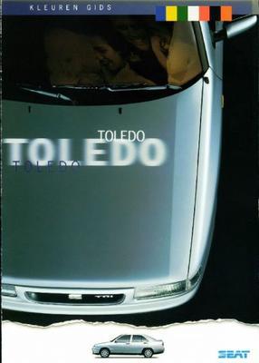 Seat Toledo E,se,sport,sxe,16v