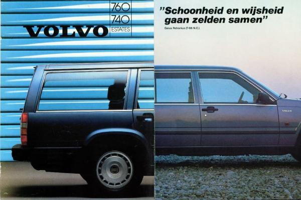 Volvo Volvo 760,740 760gle,740turbo,gl,gle