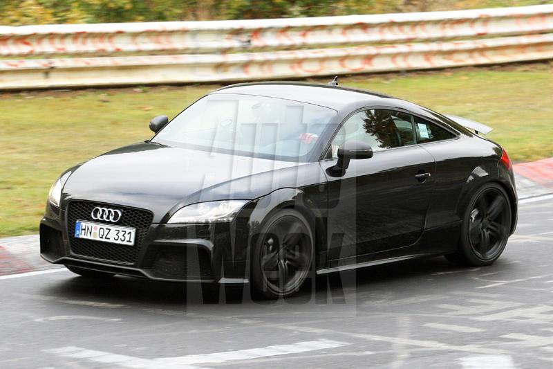 Audi TT RS geeft geheimen prijs