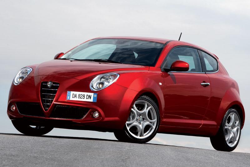 Alfa Romeo MiTo 1.3 JTDm Eco Distinctive (2012)