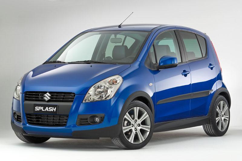 GT-pakket voor Suzuki Splash