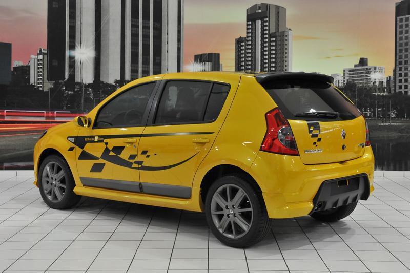 Dacia's krijgen RS-jas aangemeten