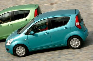 Suzuki Splash 1.0 Exclusive (2008)