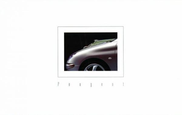 Peugeot Coupe Cabriolet 200
