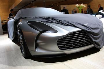 Meer beeld Aston Martin One-77
