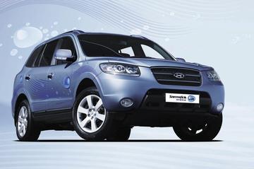Hyundai Santa Fe als hybride