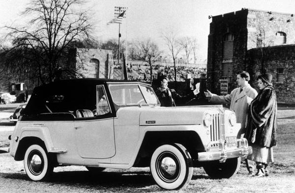 Willys Jeep Universal 1946