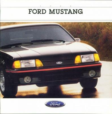 Ford Mustang Lx,gt