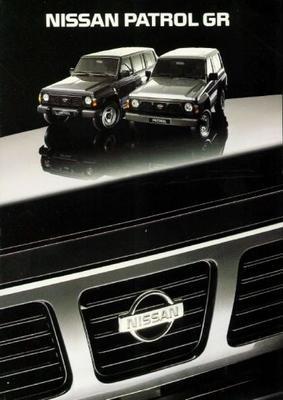 Nissan Patrol Gr, Lx Turbo, Sgx, 2.8,4.2