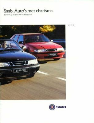 Saab 9.009.000 900 S En Se 5-deurscoupecabriolet,9