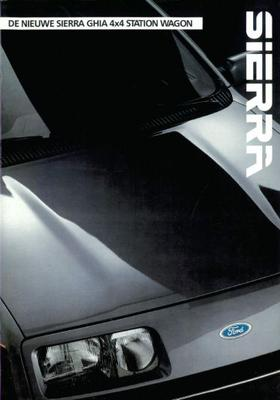 Ford Sierra Ghia 4x4 Station Wagon
