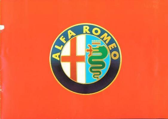Alfa Romeo 33 (sport Wagon), 75, 164, Spider