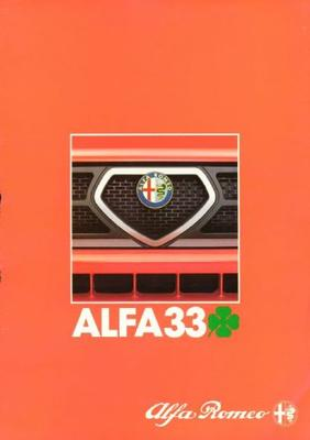 Alfa Romeo Alfa 33 Alfa 33