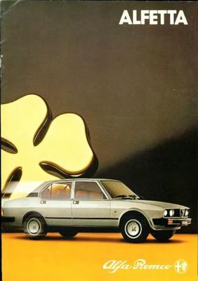 Alfa Romeo Alfetta 1.6,1.8,2.0,2.0 Turbodiesel,gou