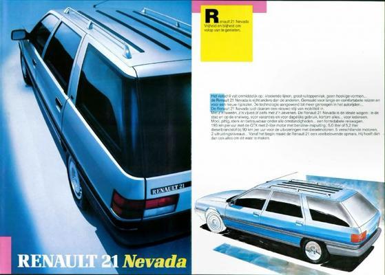 Renault Nevada 21