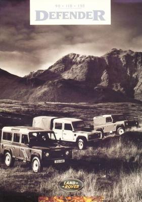 Land Rover Defender 90,110,130,v8