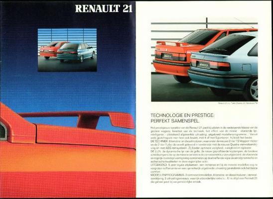 Renault 21 Sedan,hatchback Tl,sd,gtl,gts,gtd,gtx,t