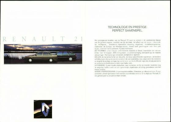 Renault 21 Sedan,hatchback Europa,manager,txi