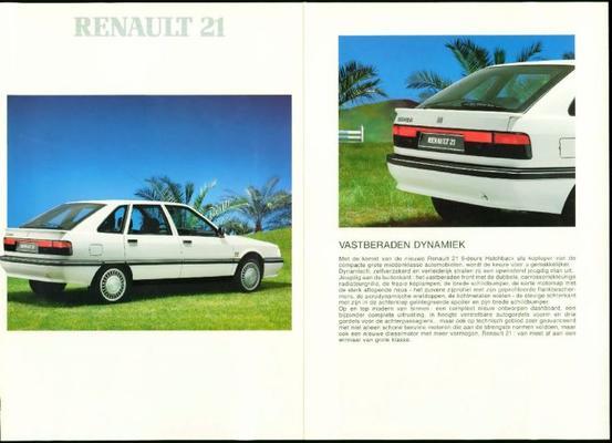 Renault 21 Hatchback Tl,sd,gtl,gts,gtd,gtx,turbo D