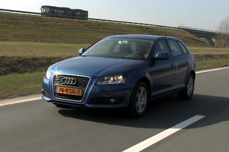 Rij-impressie Audi A3 1.6 TDI