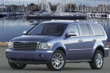Eerste SUV van Chrysler: Aspen