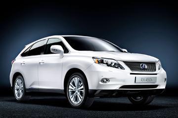 Dit is de nieuwe Lexus RX