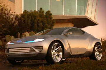 Ford met Reflex concept in Detroit