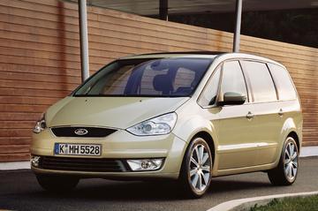 Ford Galaxy 2.0 TDCi 140pk Titanium (2009)