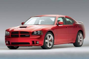 SRT8-muscle voor Dodge Charger