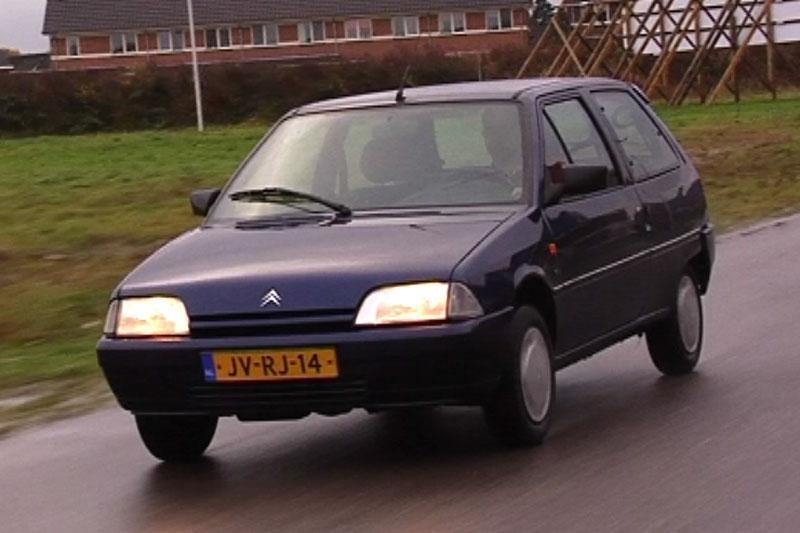 Klokje rond Citroën AX