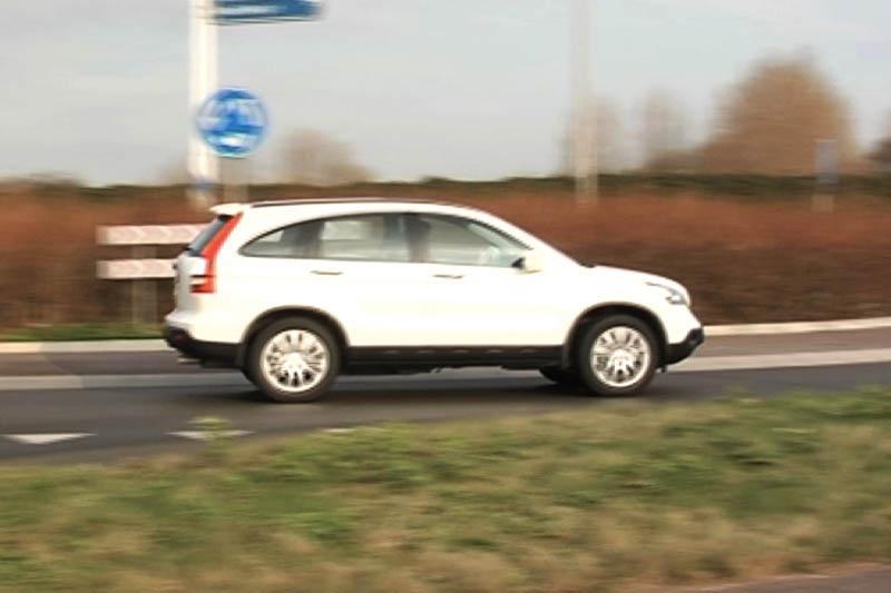 Testrapport - Honda CR-V 2.4 i-VTEC