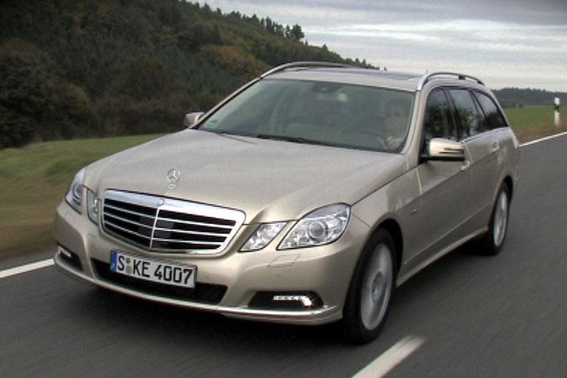 Rij-impressie Mercedes E 250 CGI Estate