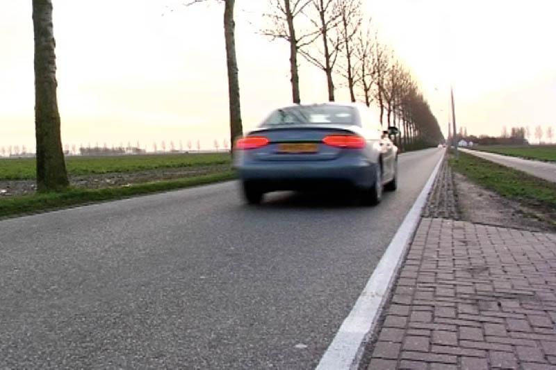 Rij-impressie Audi A4 2.0 TDI e