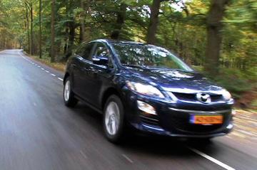 Rij-impressie Mazda CX-7