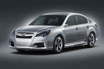 Nieuwe Subaru Legacy in aantocht