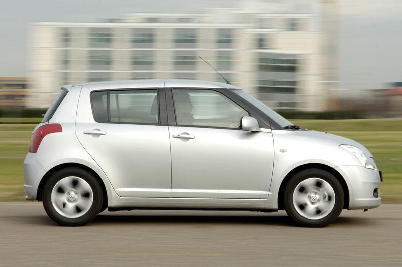 Suzuki Swift 1.5 Exclusive (2008)
