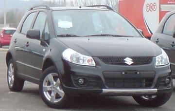 Suzuki SX4: nog een keer verschillen zoeken