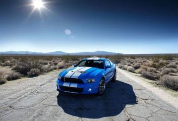 Ford Mustang Shelby GT500 nog dikker