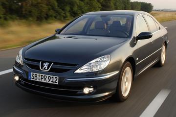 Alleen nog zescilinders voor Peugeot 607
