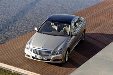 Mercedes E-klasse vanaf 49.900 euro