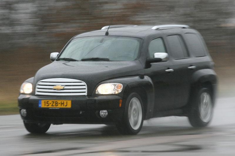 Chevrolet HHR 2.4 LT (2008)