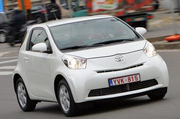 Video: Toyota IQ