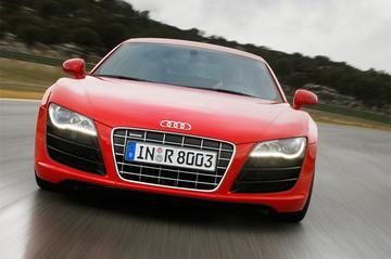 Twee spektakelstukken van Audi op de AutoRAI