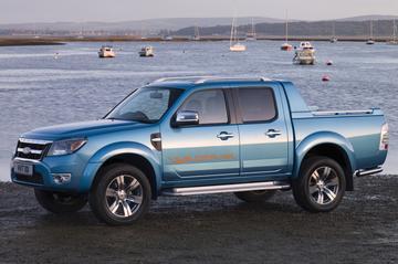 Ford Ranger opgefrist