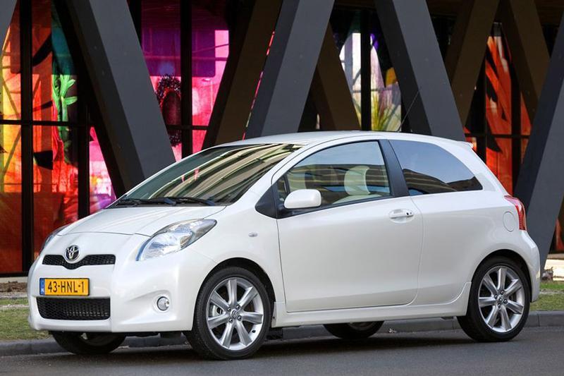 Toyota Yaris 1.3 16v VVT-i Aspiration (2009)