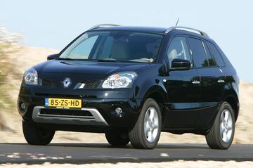 Renault Koleos uit gamma